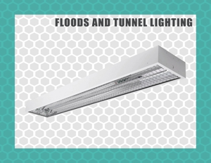 Flood Lights and Tunnel Lights are used mainly in outdoor, industrial and mining applications. Benefits of these lights are: long lifespan, low power consumption, minimal maintenance and low heat generated.